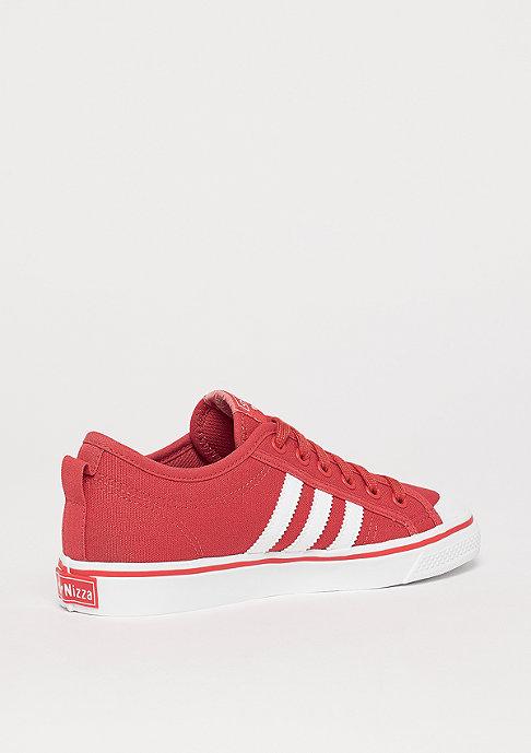adidas Nizza trace scarlet/ftwr white/ftwr white