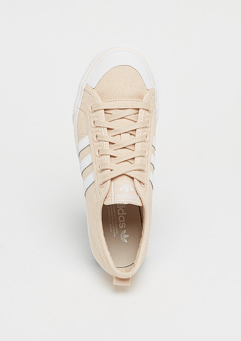 adidas Nizza linen/ftwr white/ftwr white