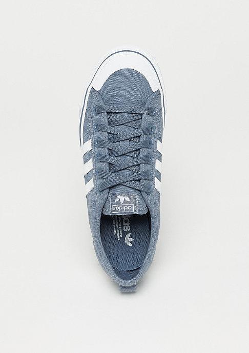 adidas Nizza raw steel/ftwr white/ftwr white