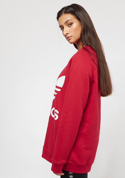 adidas Oversized real red