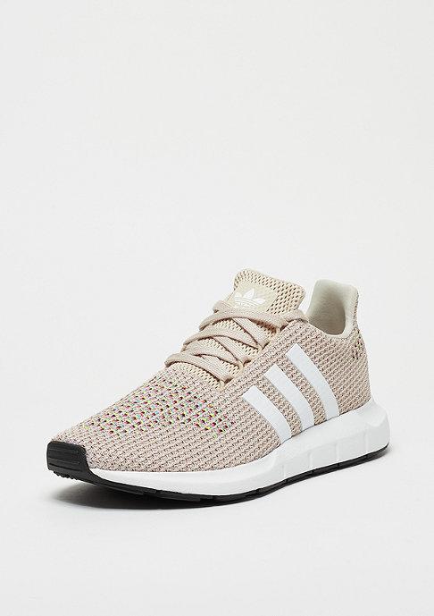 adidas Swift Run clear Brown/ftwr white/core black