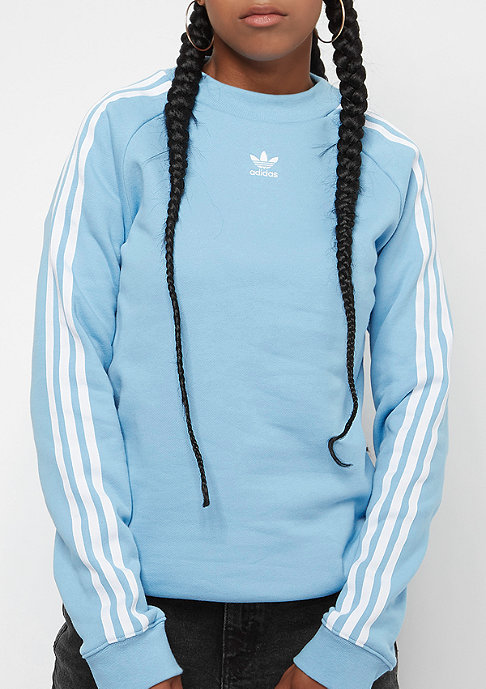 adidas TRF clear blue