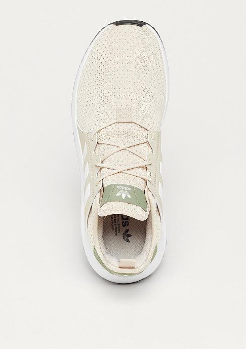 adidas X_PLR clear brown/ftwr white/trace cargo