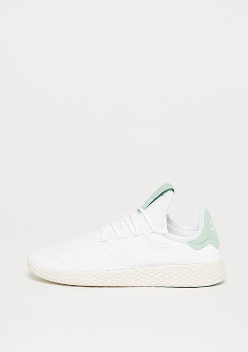 adidas Pharrell Williams Tennis HU ftwr white/ftwr white/ash green