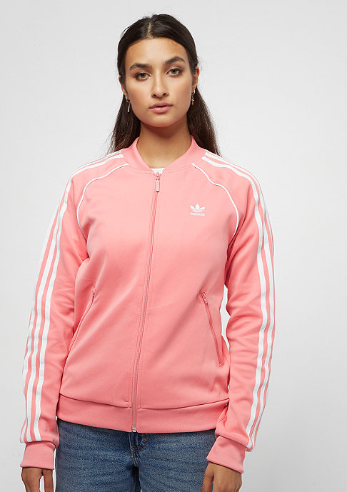 adidas SST TT tactile rose