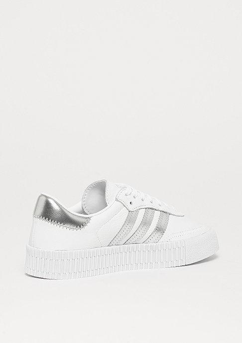 adidas Sambarose W ftwr white/silver met/core black