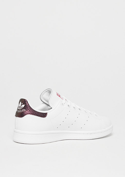 adidas Stan Smith ftwr white/ftwr white/trace maroon