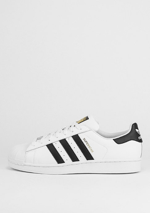 adidas Schuh Superstar II white/black