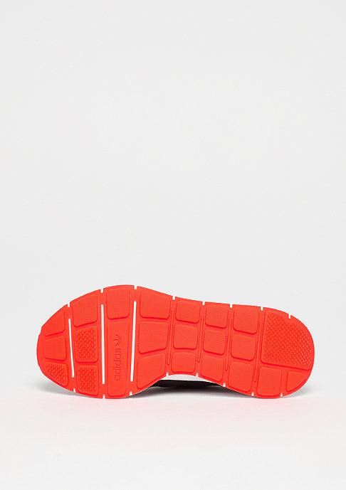 adidas Swift Run J core black/core black/solar red