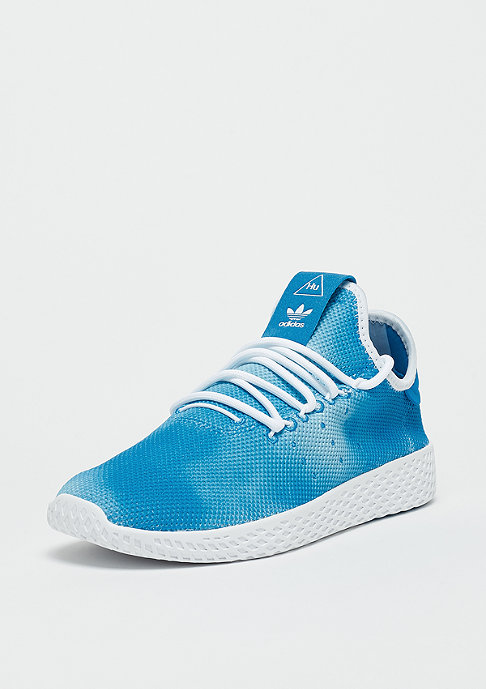 adidas Pharrell Williams Tennis HU Holi bright blue/white/white