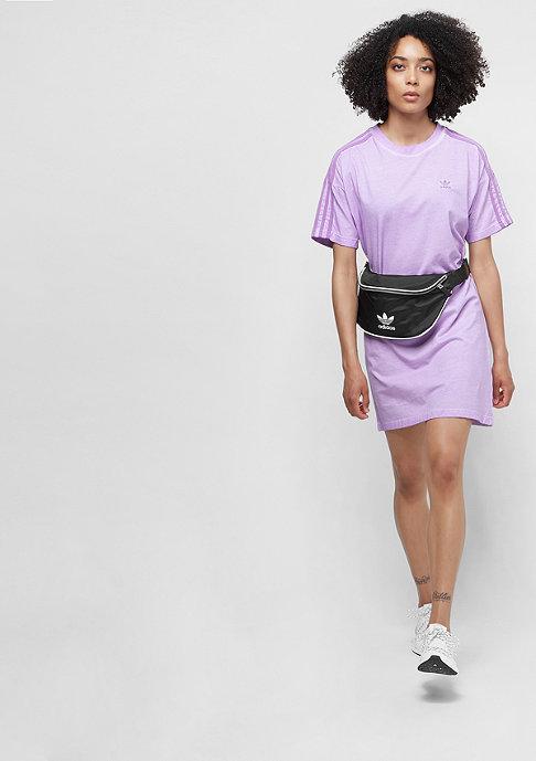 adidas The Dye Pack Tee Dress crunch wash purple