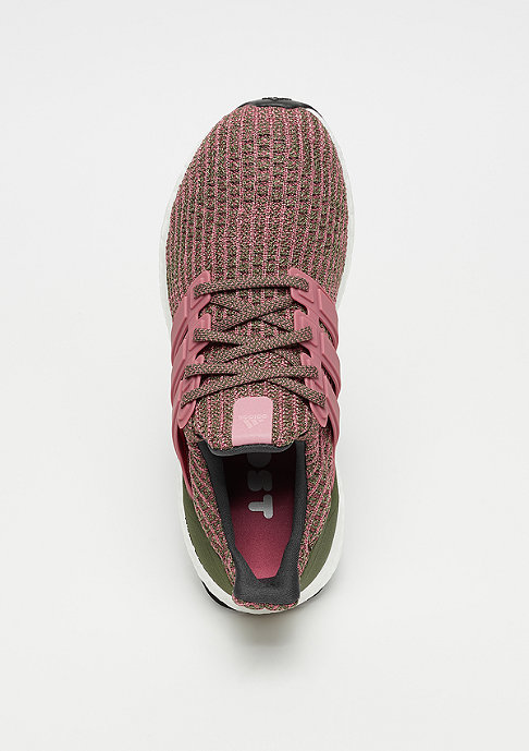 adidas Running  UltraBOOST W trace maroon/trace maroon/base green