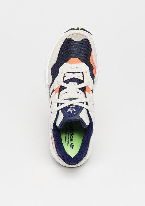 adidas YUNG-96 collegiate navy/raw white/solar orange