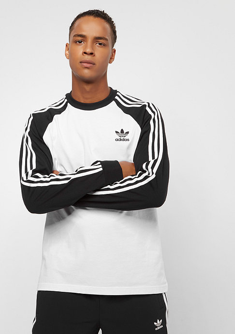 adidas 3-Stripes white/black
