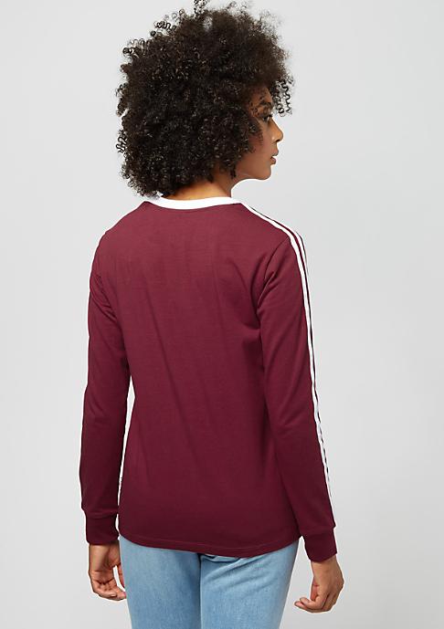 adidas 3 Stripes collegiate burgundy