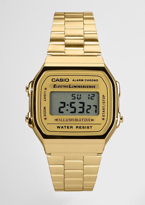 Casio Uhr A168WG-9EF