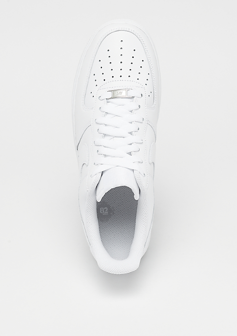 NIKE Basketballschuh Air Force 1 07 white/white