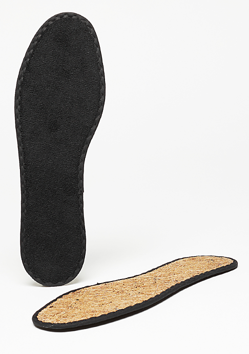 SNIPES Einlegesohle Barefoot black