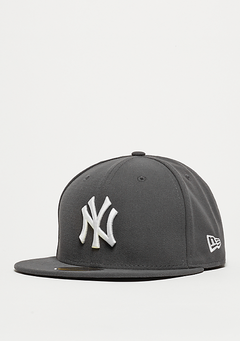 New Era MLB Basic New York Yankees graphite