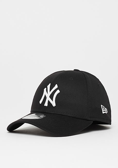 New Era Baseball-Cap 39Thirty League Basic MLB New York Yankees black/white