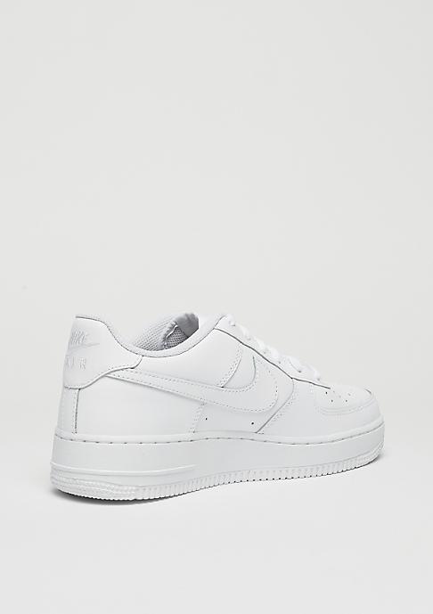 NIKE Air Force 1 (GS) white/white