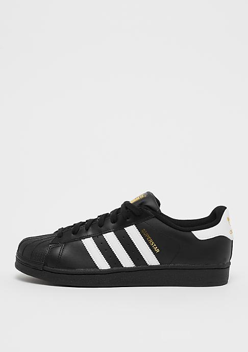 adidas Schuh Superstar II black/white