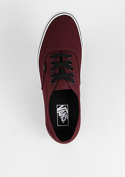 VANS Schuh Authentic p.royale/black