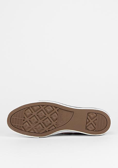 Converse Schuh Chuck OX maroon