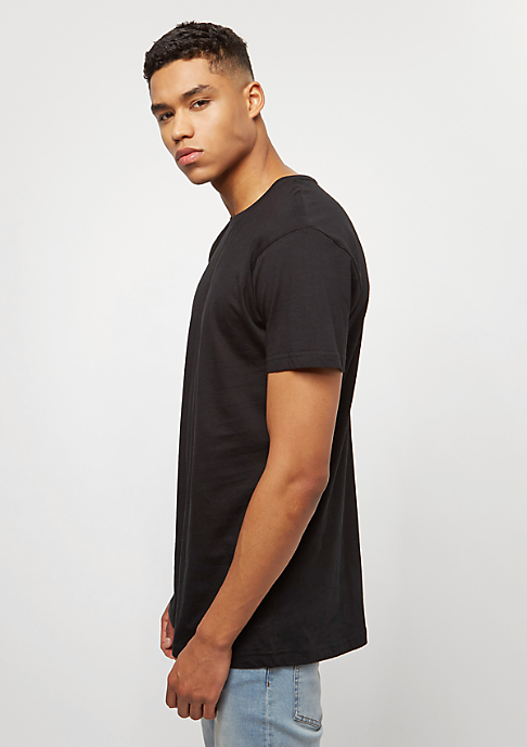 Urban Classics Shaped Long black