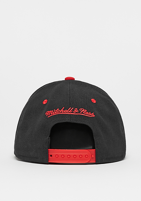Mitchell & Ness Arch 2Tone NBA Chicago Bulls black/red
