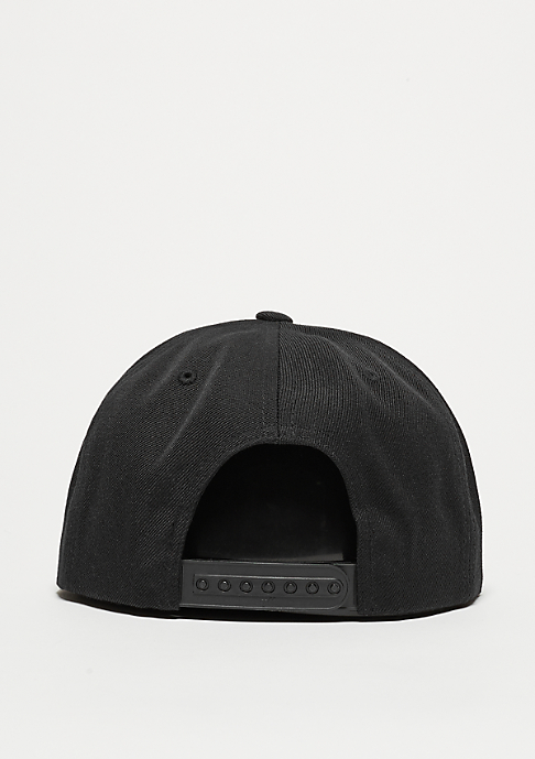 SNIPES Snapback-Cap Big Logo 3D black/black