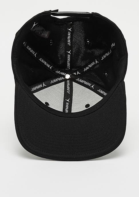 JORDAN Snapback-Cap Jumpman black/black