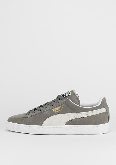 Puma Schuh Suede Classic+ steeple gray/white