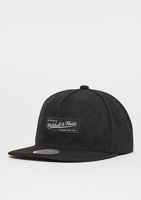 Mitchell & Ness Snapback-Cap Netz black