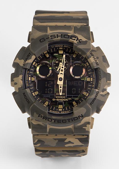 G-Shock Uhr GA-100CM-5AER