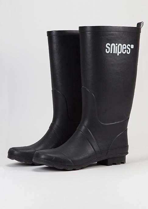 SNIPES Gummistiefel Rainboot Men black