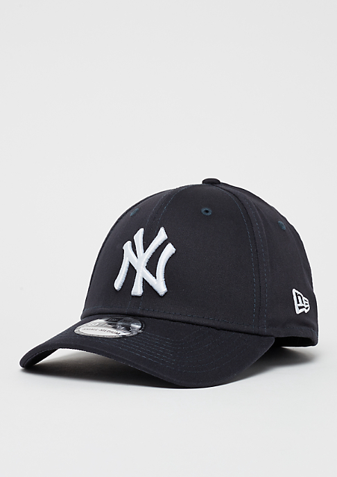New Era Baseball-Cap 39Thirty League Basic MLB New York Yankees navy/white