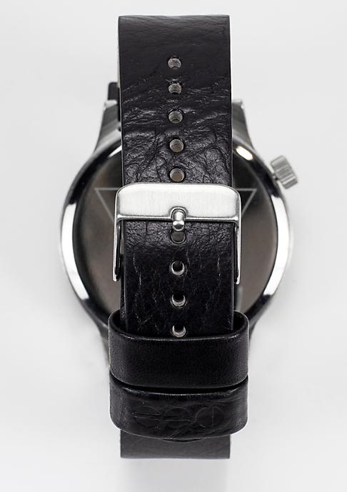 Komono Uhr Winston Regal black
