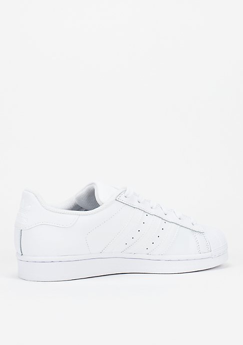 adidas Superstar Foundation white/white