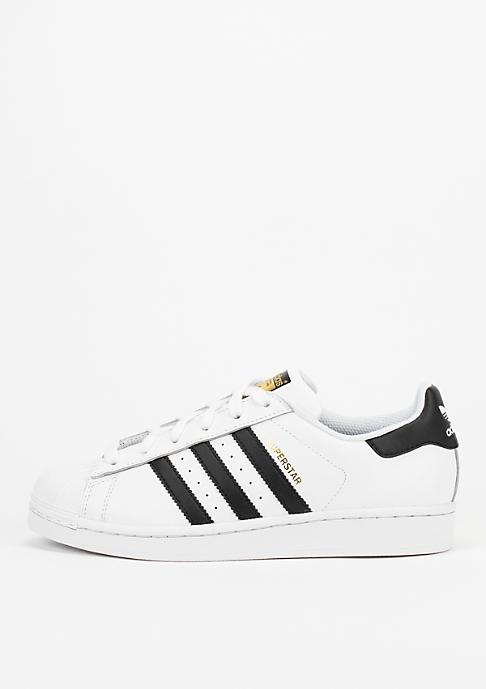 adidas Schuh Superstar Foundation white/black