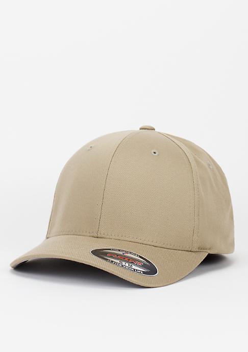 Flexfit Baseball-Cap Wooly Combed khaki