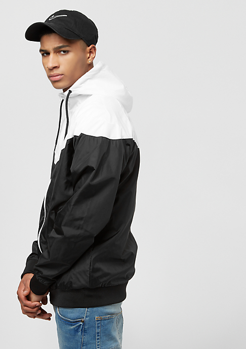 Urban Classics Arrow Windrunner black/white