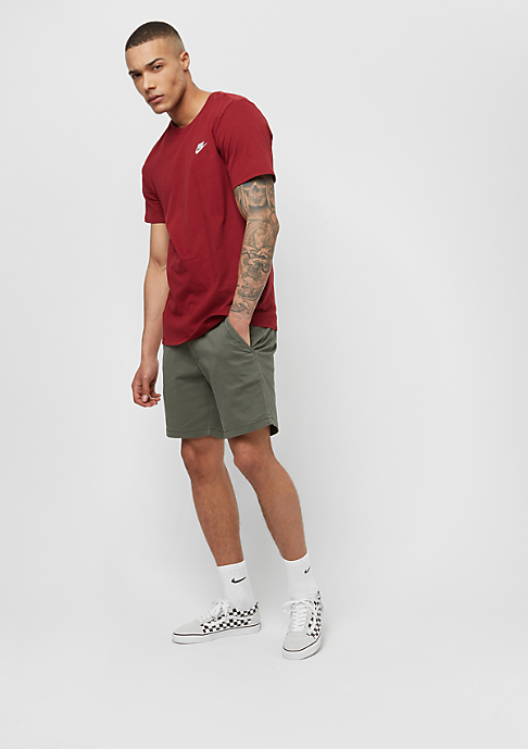 Reell Chino-Short Flex olive