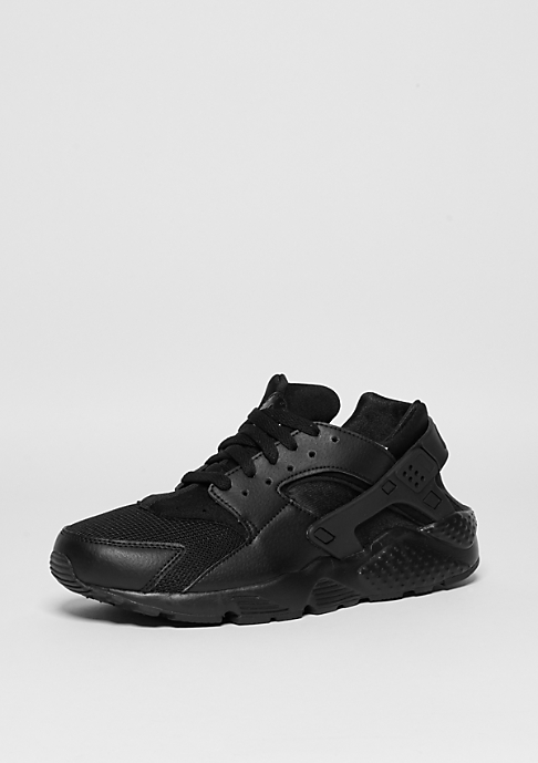 NIKE Air Huarache Run (GS) black/black/black