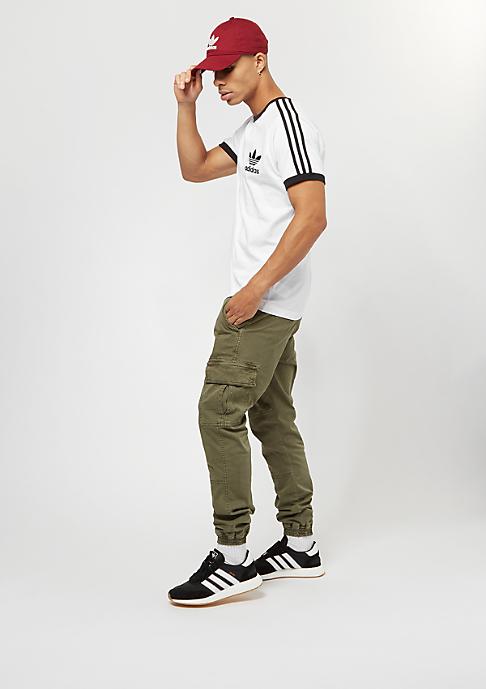 adidas T-Shirt CLFN white/black