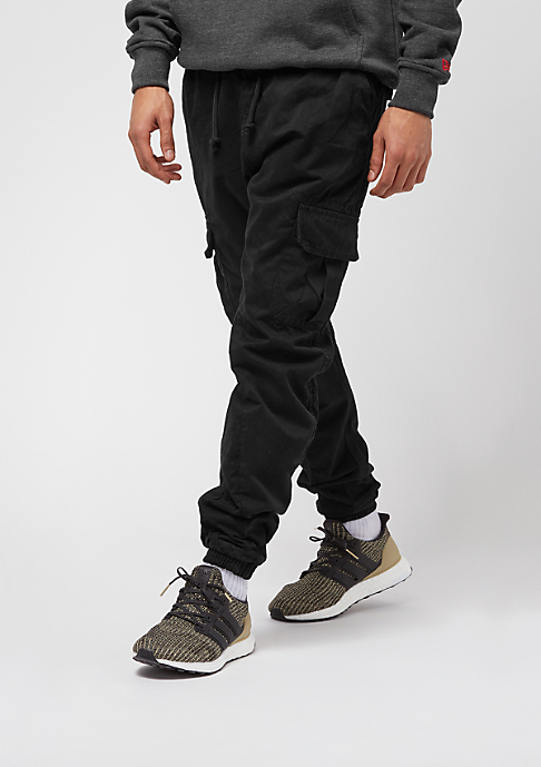 Urban Classics Cargo-Hose Jogging black