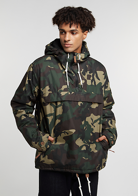 Camouflage jacke snipes