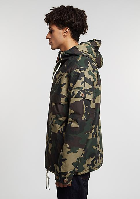 Dickies Jacke Milford camouflage