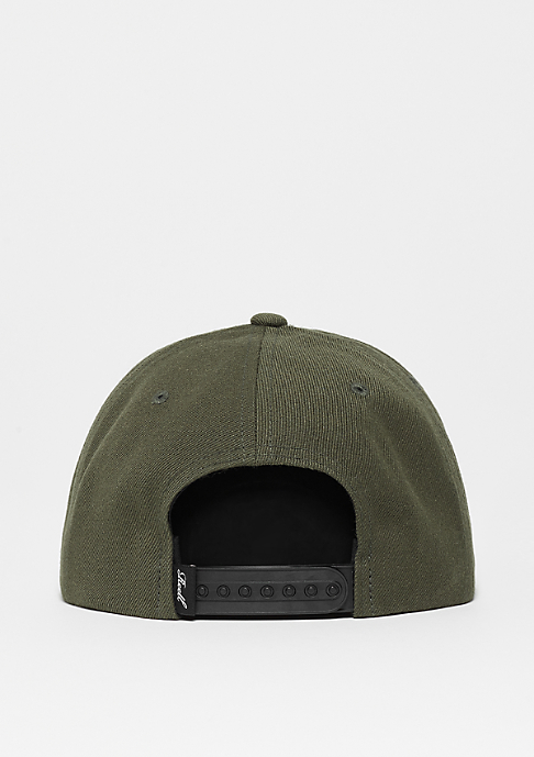 Reell Suede 6-Panel dark olive