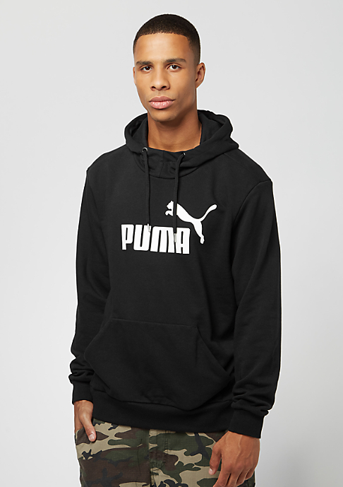 Puma Hooded-Sweatshirt ESS No. 1 Logo cotton black